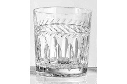 Florence French Luxury crystal Old Fashion Tumblers
