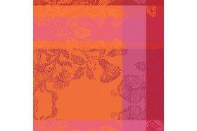 Mille Fiori  Feuillage French Napkins by Garnier-Thiebaut