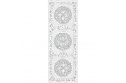Comtesse white luxury table runner by Garnier-Thiebaut