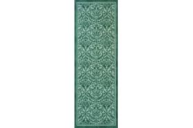Saint Tropez Emerald Table Runner by Beauvillé