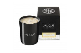 Lalique Vanilla luxury scented candles