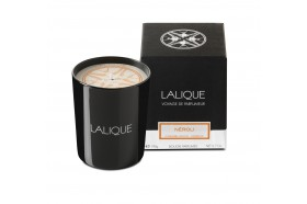 Lalique Orange Neroli luxury scented candles