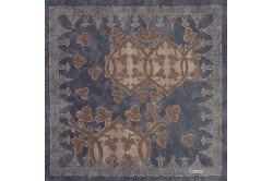 Rialto Steel Blue napkins by Beauvillé