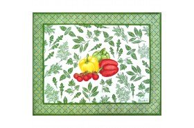Romarin Country French placemats by Beauville