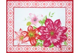 Rivoli French luxury placemat by Beauville
