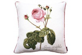 Rosa luxury Tapestry decorative Pillow and Cushion by Art de Lys