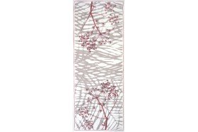 Caucase Pearl French Table Runner by Beauvillé