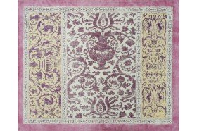 Rialto Pink Lilac Placemat by Beauvillé