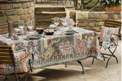 Rialto Quartz Tablecloth by Beauvillé