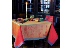 Matriochkas Tablecloths and table linen made in France by Garnier-Thiebaut
