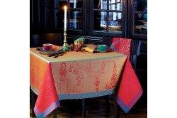 Matriochkas napkins and table linen made in France by Garnier-Thiebaut