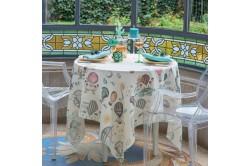 Montgolfieres Fantsay napkins by Garnier-Thiebaut