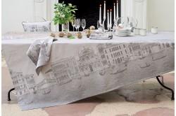 Veneziano French luxury napkin by Garnier-Thiebaut