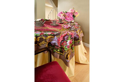 Arne Luxury French Tablecloth By Beauville