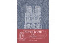 Notre Dame Cathedral Paris Kitchen towel by Garnier-Thiebaut