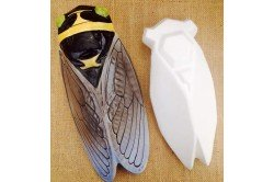 Traditional Provencal Ceramic Cicada handcradted in France by Louis Sicard