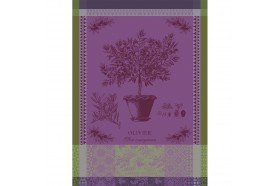 Olive tree French Kitchen Towel by Garnier-Thiebaut