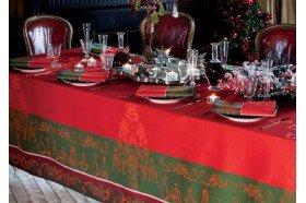 Noel Baroque Tablecloth