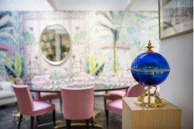 Globe - cave of caviar and vodka