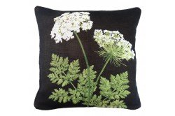 Ombels Luxury Tapestry Pillow made in France Art de Lys