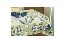 Trianon French luxury Tablecloth by Beauville