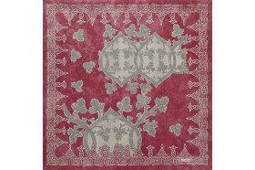 Rialto Plum French table Napkin by Beauville