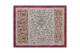 Rialto Plum French luxury Placemats by Beauville