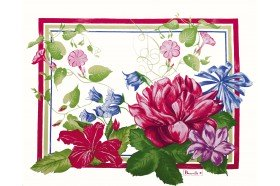 Palais Royal French luxury placemat by Beauvillé